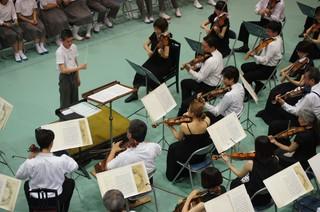 新日本フィルハーモニー交響楽団コンサート