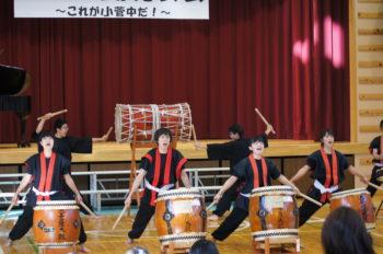 オープンスクール(生徒活動発表会)