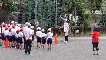 小中合同練習2日目