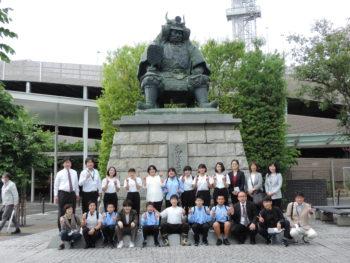 全校校外学習(5月20日~21日於:甲府)