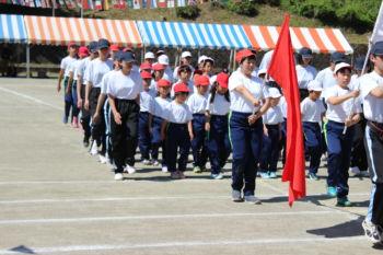 第35回 小中合同体育祭