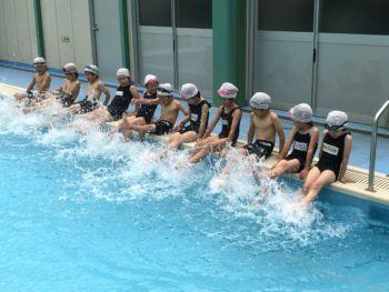 水泳指導1.2年