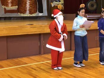 スポーツ・クリスマス集会