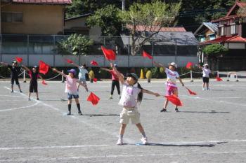 小中合同体育祭は、13日(日)に延期します!